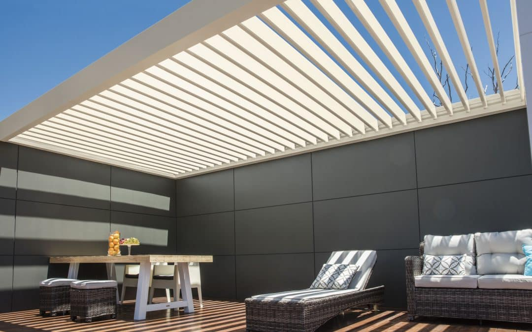 5 Benefits of a Louvre-Style Verandah