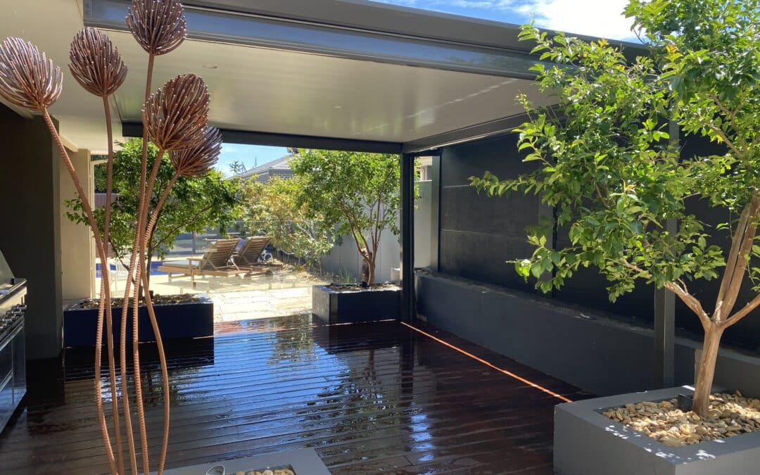 Cooling Options for Your Verandah