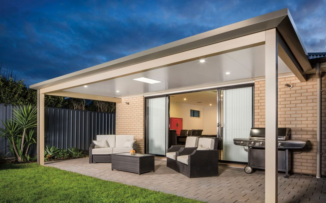 Verandah, Patio and Pergola. What's the Difference?